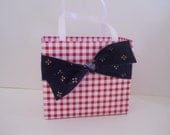 Red, white and Blue Bag, great for your 4th of July Picnic