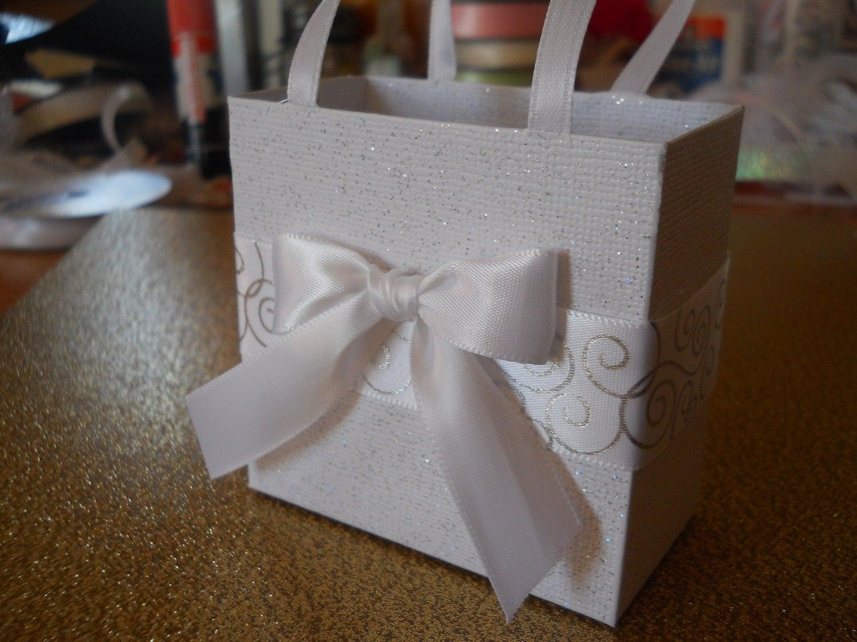 Elegant Wedding Gift Bags : Elegant wedding party favor gift bags