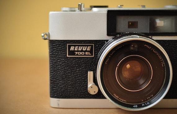 Revue Range Finder 700EL 35mm