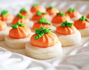 5 dozen Pumpkin cookie nibbles