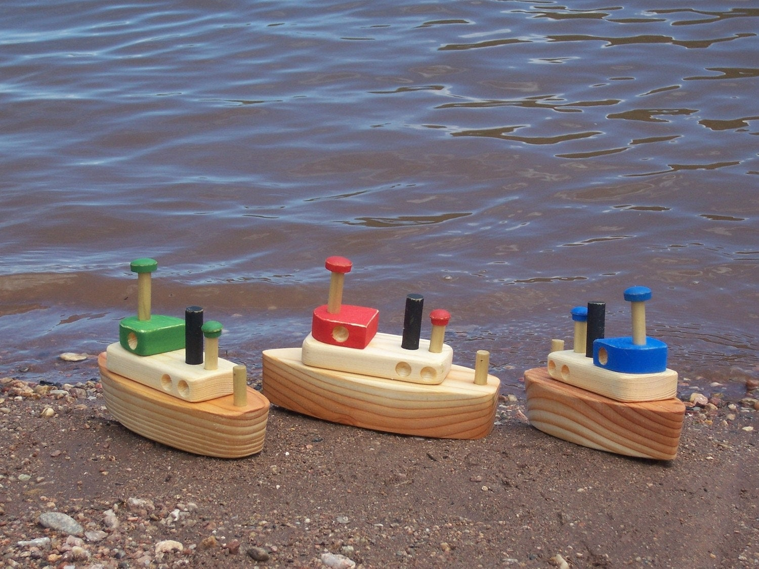 Wooden Boat Sandbox, Wooden, Free Engine Image For User Manual Download