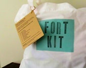 Child's Eco Friendly Fort Building Kit