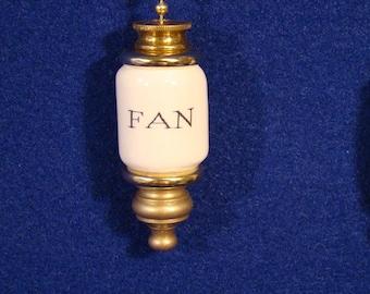 Fan ceiling fan pull chain, light pull chain