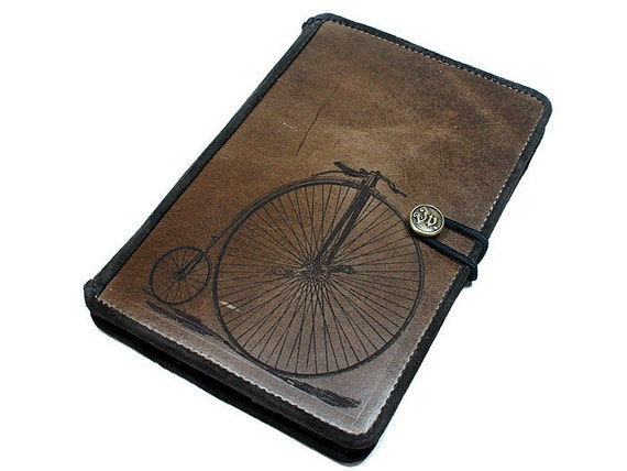 Designer Leather Covers for Kindle, Nook, & Kobo