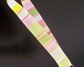 Pacifier/Binkie Clip- Girl Stripe RESERVED