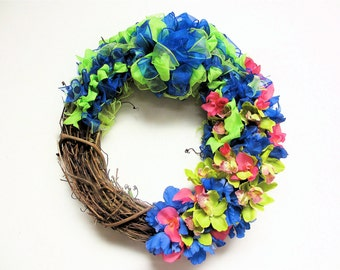Popular items for floral wreath on Etsy