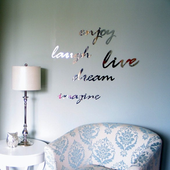 Wall Decor With Words : Unavailable listing on etsy