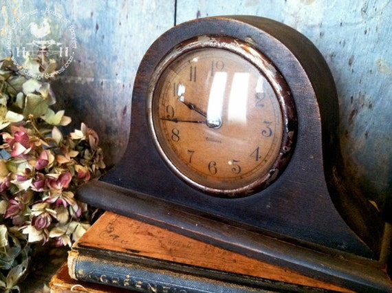 Gilbert Mantle Clock