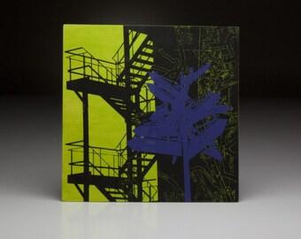 Screen printed music art- Paolo Nutini