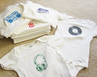 Reserved for Sarah- 8 0-3 month onesies