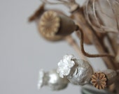 POPPY 925 Sterling Silver Poppy Seed Capsules