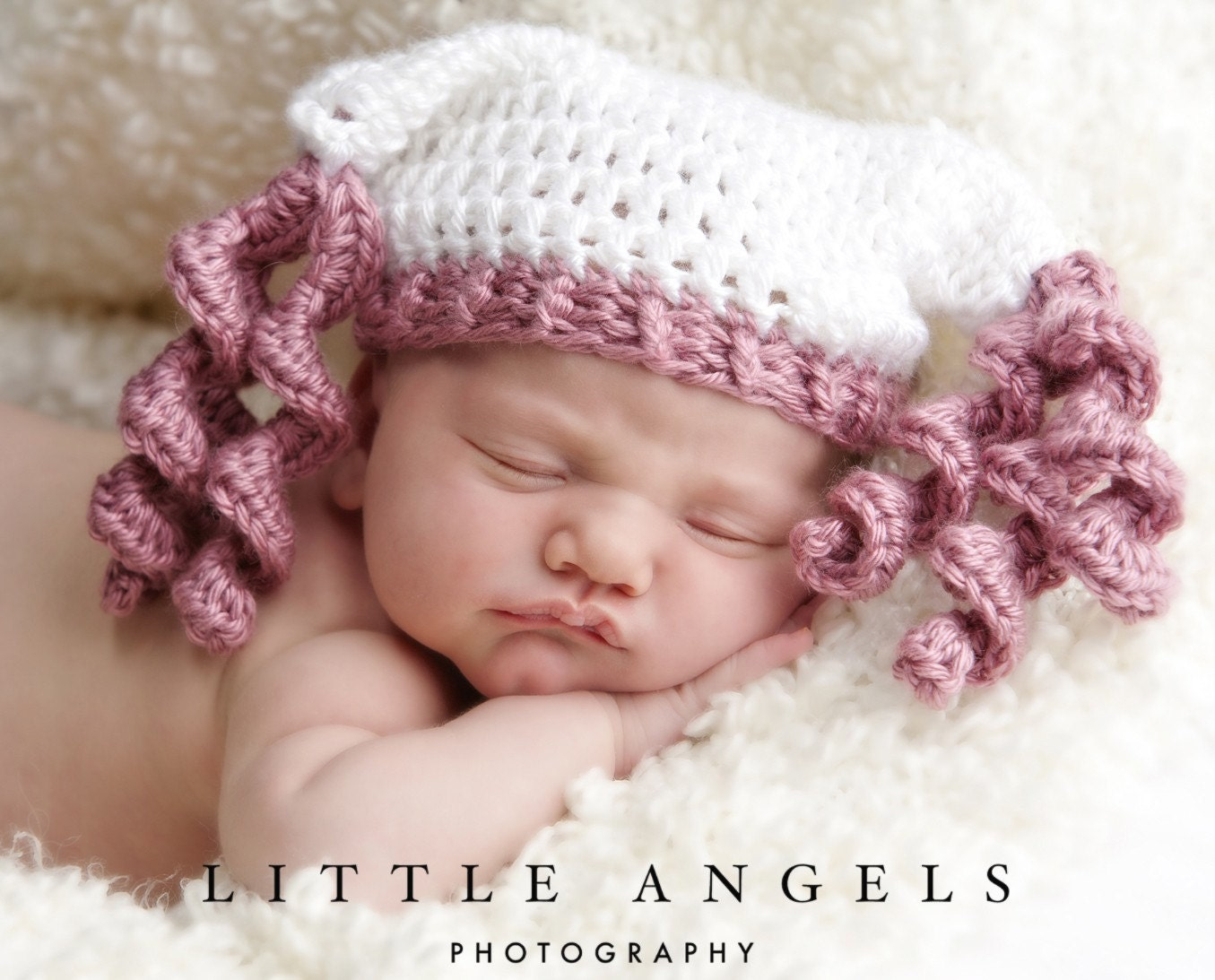 Items similar to Baby Pigtails Crochet Hat Pattern (441 ...
