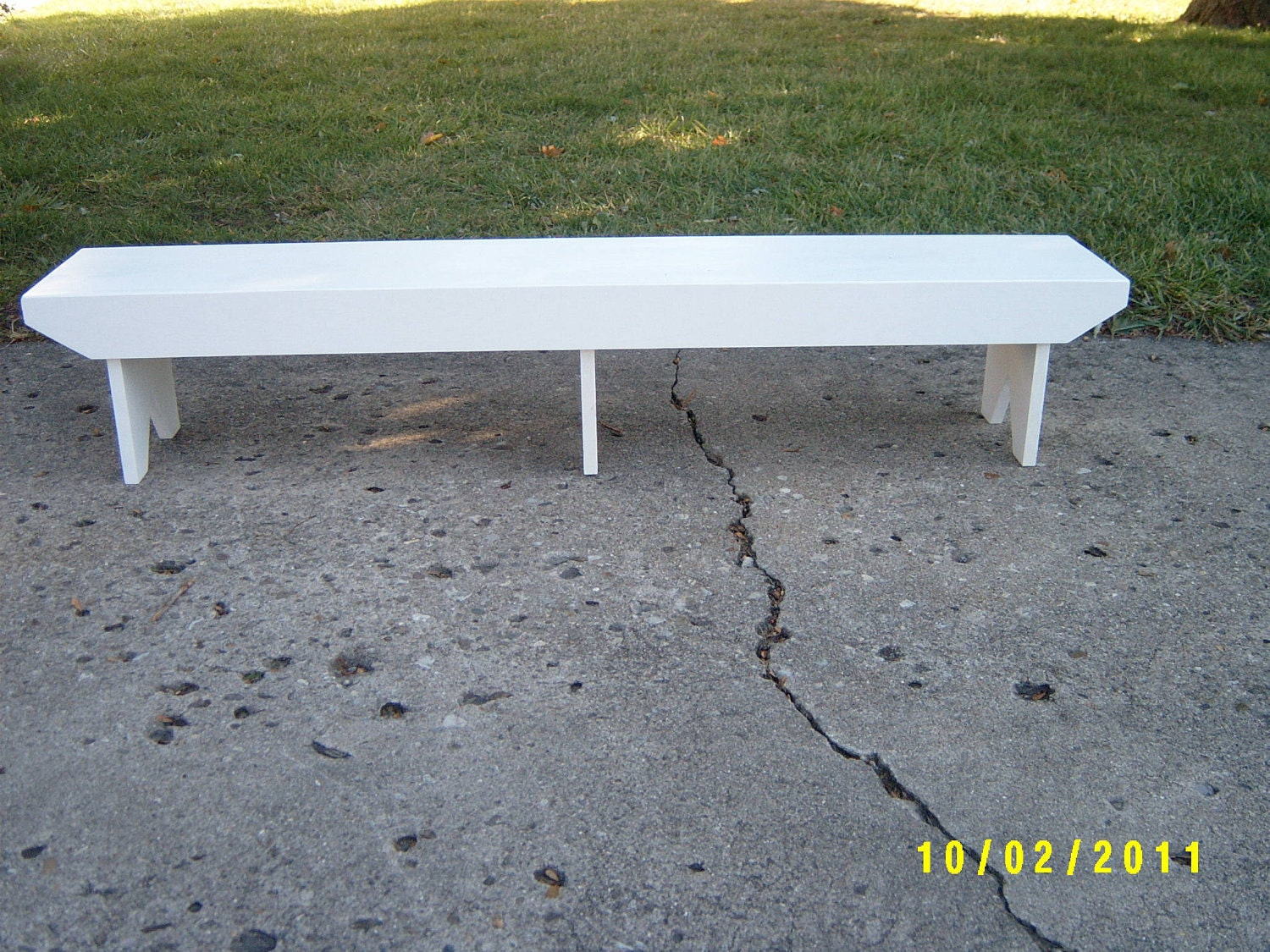 Wooden Bench Short Bench Meditation Bench Kneeling Bench