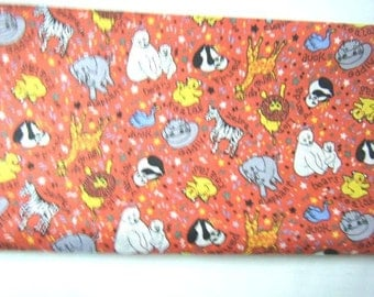 CORN SACK Therapeutic Hot Cold Bag Zoo ANIMALS with Ducks