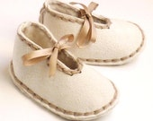 Sheepskin Baby Shoes 0-18 Months