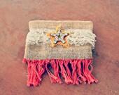 Coral Sea Star pouch