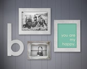 You Are My Happy. 8x10 Inspiring Photographic Print.