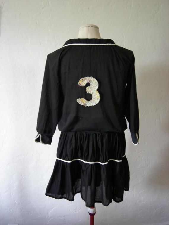 REDUCED - Custo Barcelona Rugby Shirt Style dress