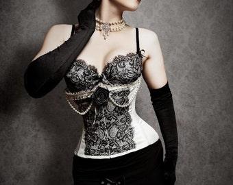 Underbust corset - Thalia