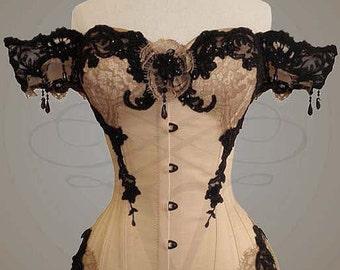 Overbust corset - Aphrodite
