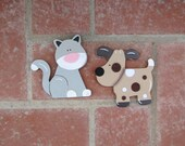 Animal Art Magnets  LARGE- 504- Reduced price closing magnet store