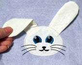DISCOUNT 15% 3D Easter Bunny Machine Applique embroidery ITH and usual applique designs 4x4, 5x7 and 6x10