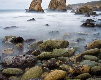 Garrapata Beach in Carmel, CA