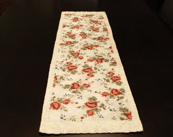 Quilted Table Runner - Free Shipping