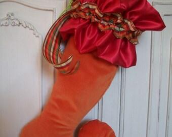 Fabulous Holiday Stocking