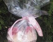Cupcake Candle Pink Sugar