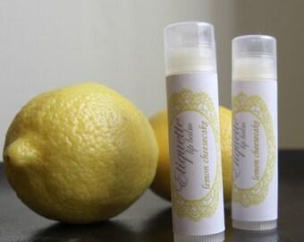 Lemon Cheesecake Lip Balm lip gloss lip butter