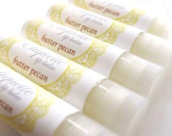 Butter Pecan Lip Balm
