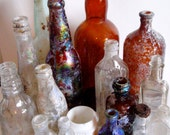 Vintage Glass Bottle Instant Collection