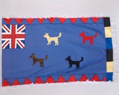 Asafo Flags - Four Dogs