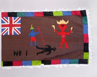 Asafo Flags - Sasabonsam