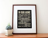 In Our Home Art Print