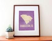Charleston, South Carolina Love Print