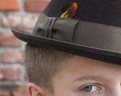 Vintage Stetson Men's Fedora Hat-Free Shipping