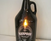 Harpoon Growler Night Light