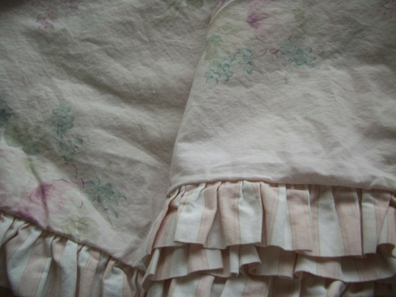 Simply shabby chic cotton standard pillow cases with by chicknhawk