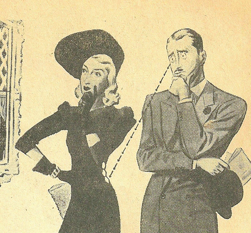 Vintage Fashion Catalog 21