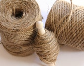 60 ft (20 yds) of Natural Jute Twine