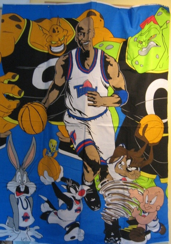 Space jam fabric panel for Space fabric panel