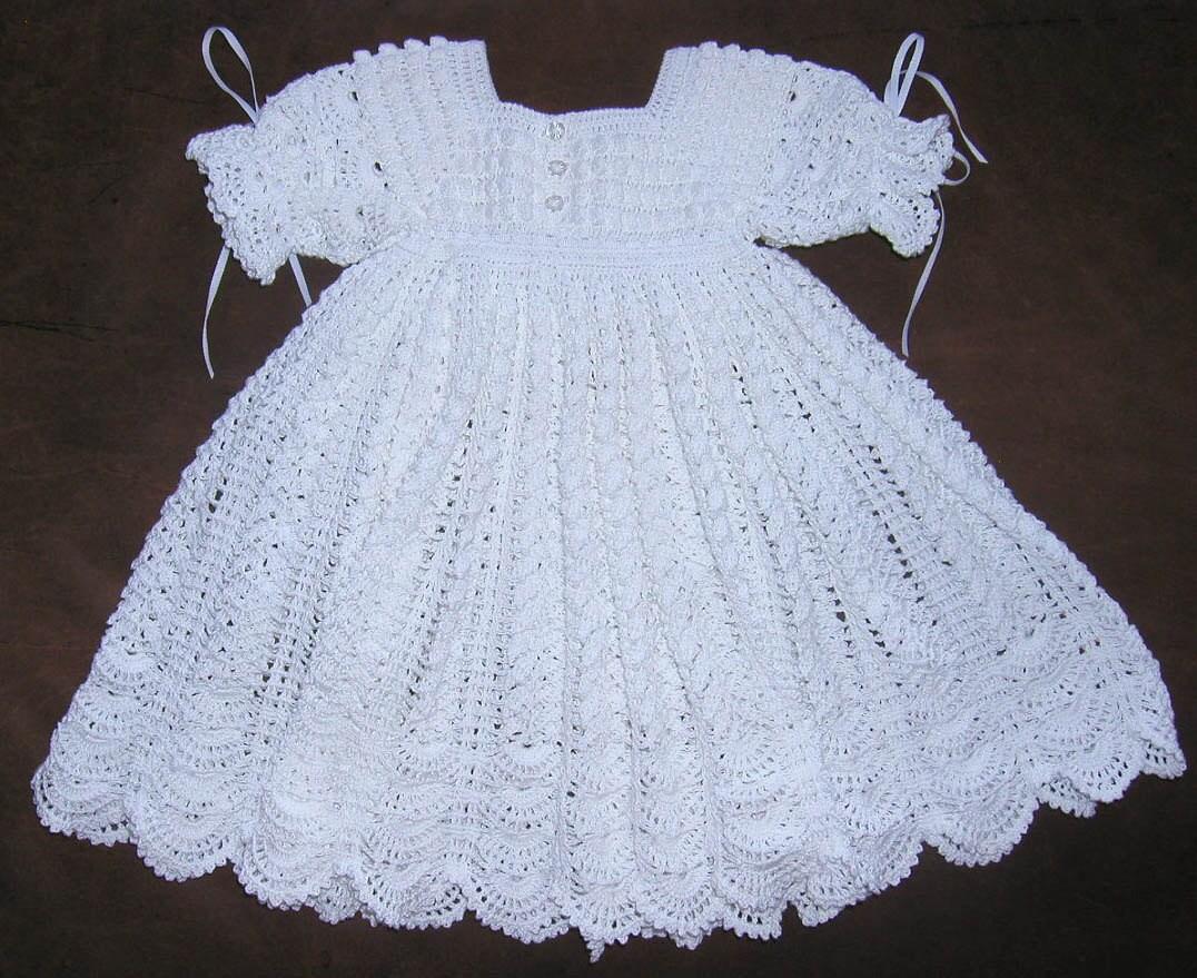 White Blessing Amp Christening Dress 13037 G