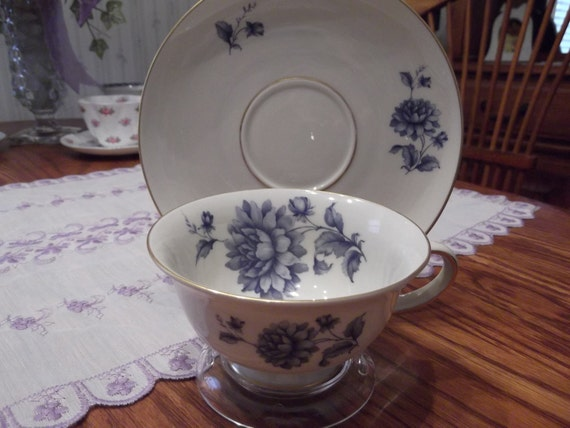 Rosenthal cup and saucer circa late 1920's- early 1930's-  726