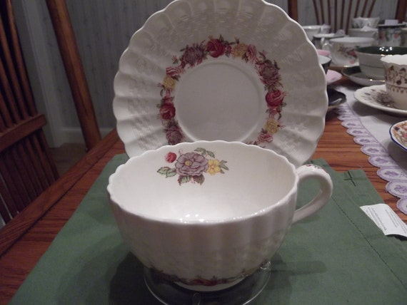 Copeland- Spode cup and saucer circa 1920's