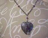 Bella's Locket Necklace