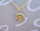 Renesmee's Little Locket Necklace