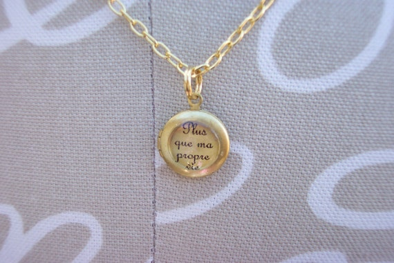 Renesmee's Little Locket Necklace