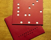 Coded Correspondence Set- Double Red